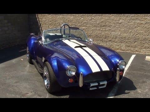 1965 Shelby AC Cobra Replica Quick Look