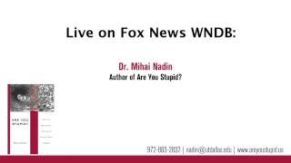 Dr. Mihai Nadin featured on the radio in Florida - 1/9/14