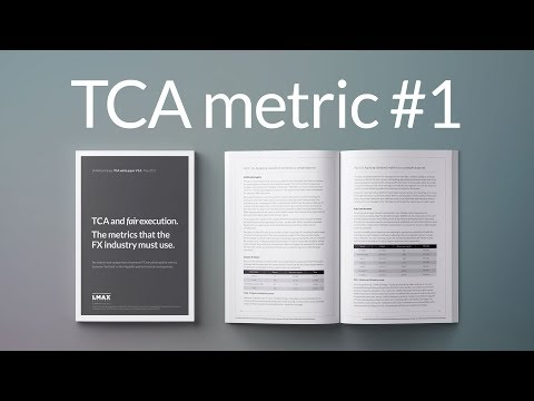 TCA White Paper Metric #1 - Fill Ratio