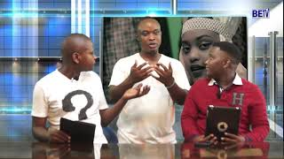 Rockstone iheruka gusinyisha abazungu / Hip Hop Day ije kugabanya imyidogo y'aba rappeurs...BE NEWS