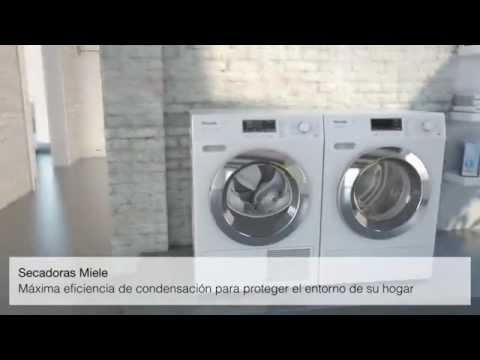 Eficiencia de condensación de las secadoras Miele