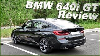 BMW 6GT 시승기 BMW 640i XDrive GT는 패밀리카인데.. ♥ 1억 돈값할까? 6 Series GranTurismo Review 소닉 리뷰 #42 ♥