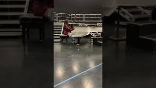 Cardi B Grammys Rehearsal Behind The Scenes | Chloe Flower