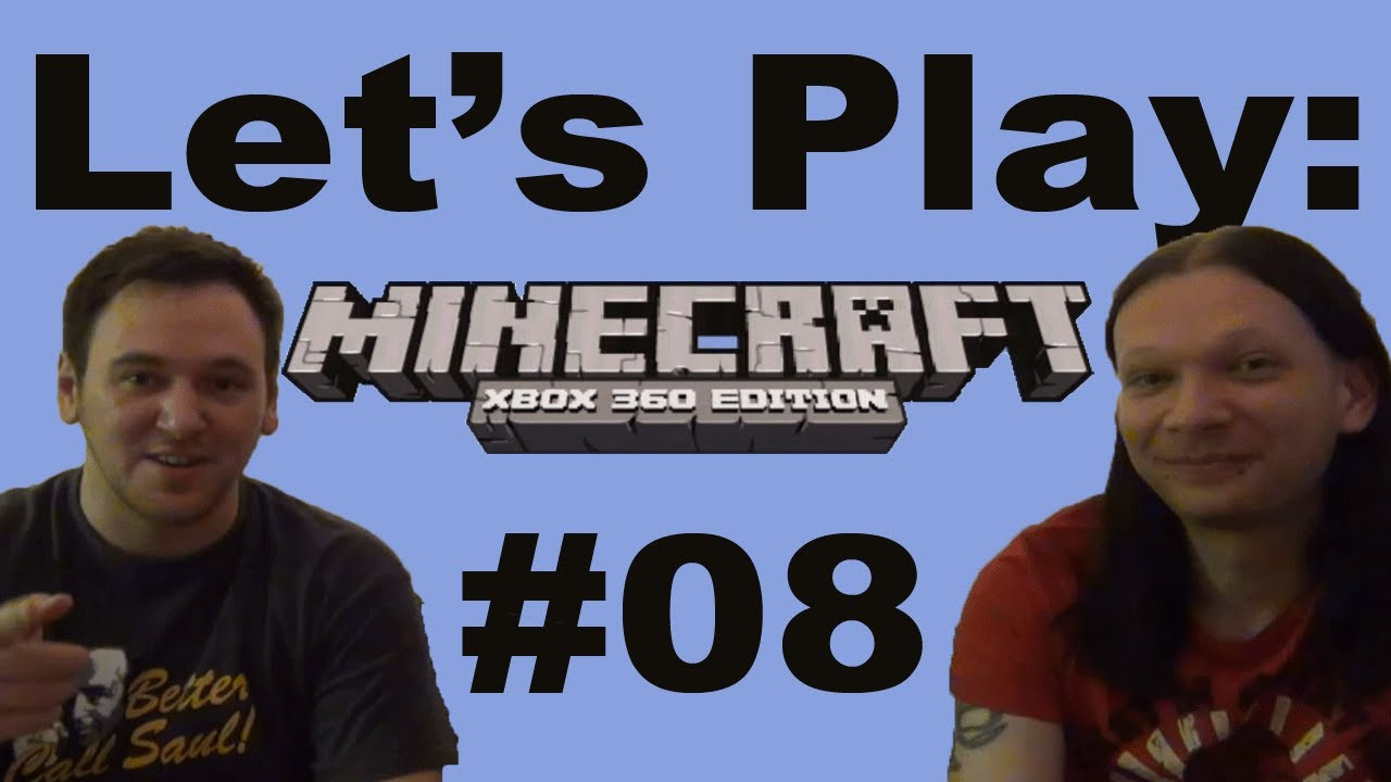 Spiele-Ma-Mo: Minecraft (Xbox 360 Edition – Part 8)