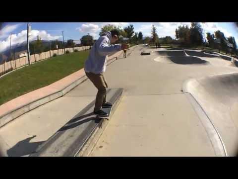 Sandy Skatepark Montage