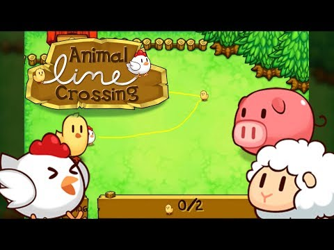 Video of Animal Line Crossing - Pets