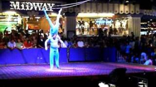 Circus Show At Circus Circus Hotel And Casino, Las Vegas, Nevada, USA