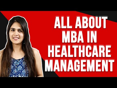 MBA in Healthcare Management || Hospital Management || Specialization Special Series