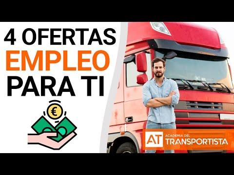 , title : 'Ofertas de Trabajo para Conductores Profesionales en España. Encuentra Empleo como Transportista'