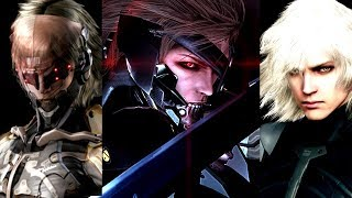 Metal Gear - STORY OF RAIDEN