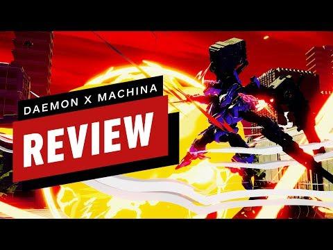Trailer de Daemon X Machina