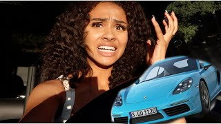 The One Where I Crashed Into A Porsche (day In My Life)  Ft. Devastation