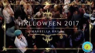 FlashMob de la canción Thriller de Michael Jackson - Marbella Baila