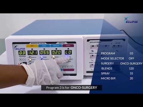 Cresta RF Radio Frequency Cautery Machine