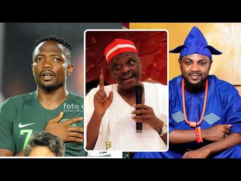 (Kwankwaso) Yace Adam A Zango Da Ahmed Musa Sun Zama Abin Kwatance A Duniya 😳