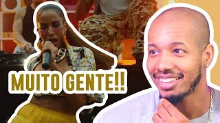 Major Lazer & Anitta   Make It Hot Reaction