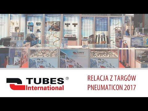 Targi Pneumaticon 2017 - Tubes International - zdjęcie