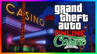 GTA Online - Casino DLC Trailer (High Stakes Update)