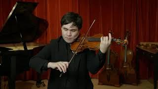 "Romeo Antoniazzi violin labeled ""Leandro Bisiach, Milan 1899"""