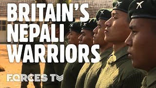 The Life-Changing Journey Of Being Selected As A Gurkha | Forces TV