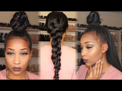 3 Simple Ways to Style your Clip In Extensions