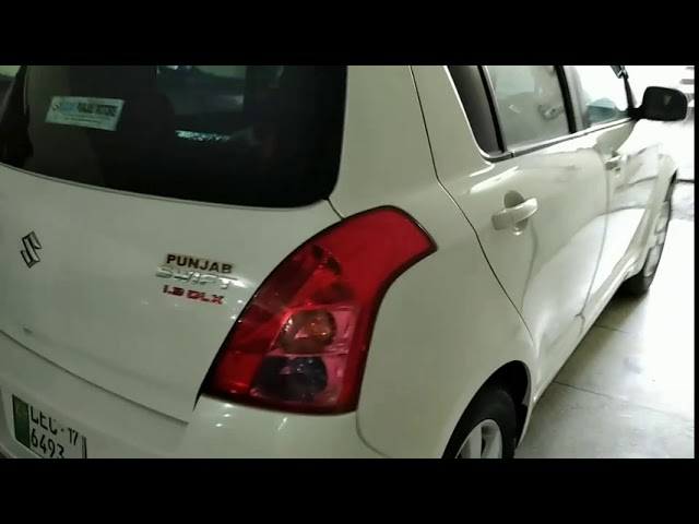 Suzuki Swift DLX 1.3 2017 for Sale in Lahore