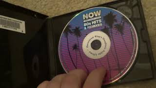 Various Artists Now That S What I Call 80s Hits Remixes