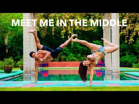 Meet Me In The Middle - Music Video Meets Powerful Healthy Relationships - GREY, Maren Morris, Zedd