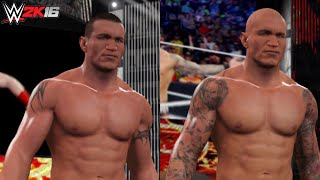 WWE 2K16 PC Mod: Randy Orton (2008 & 2009)