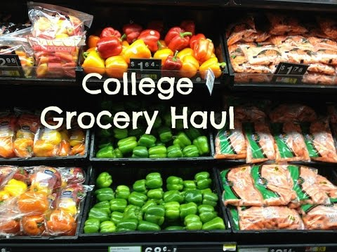 HEALTHY AND ORGANIC FOOD HAUL WHAT I BUY AT THE GROCERY