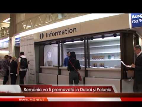 România va fi promovată în Dubai și Polonia
