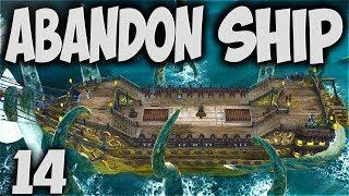 ABANDON SHIP - Huge Ship Upgrade! Double Acid! - Let's Play Abandon Ship Story Mode Gameplay Part 14