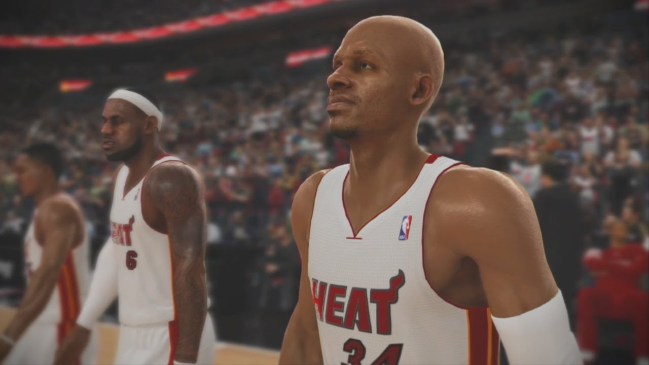 NBA Live 13 Is Delayed, But This Trailer Suggests It Hasn't Been Cancelled
