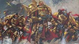 Adeptus Custodes, Guardians of The Emperor