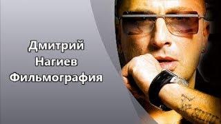 Дмитрий Нагиев, Дмитрий Нагиев Фильмография