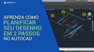 AutoCAD | Como Planificar Seu Desenho No AutoCAD Em 2 Passos