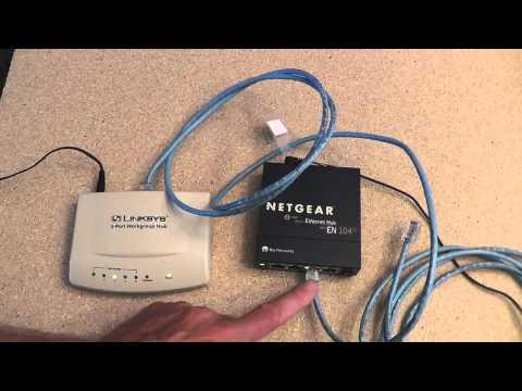 Ethernet Hubs