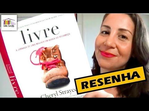 LidoLendo - Livre - Cheryl Strayed - RESENHA