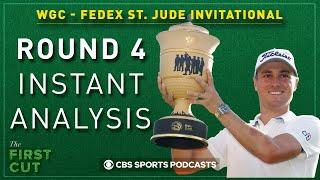 WGC-FedEx Recap: Justin Thomas wins, looking ahead to PGA Championship