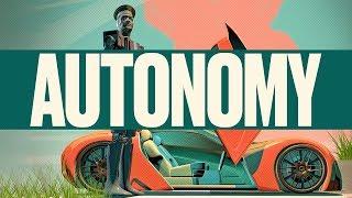 Autonomy Official Trailer (2019)   Documentary