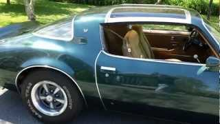 1978 Pontiac Firebird Formula 400 Walk Around