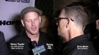 Slipknots Corey Taylor Talks W Eric Blair On His Views Of Christianity ETC  Bass Player Live