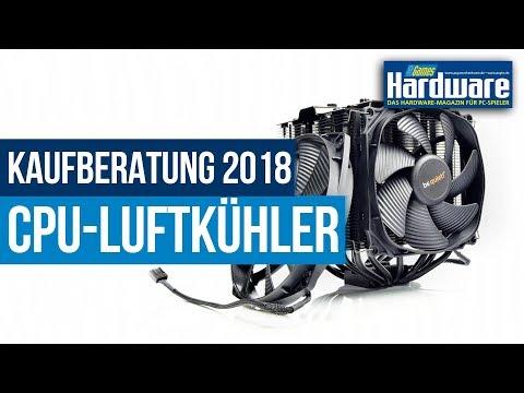 CPU-Kühler (Cooler) | Kaufberatung 2019 | Alles Wissenswerte