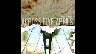 Across Five Aprils - Through the pane (Cover)