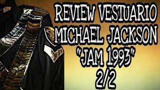 REVIEW VESTUARIO MICHAEL JACKSON JAM 1993 (2/2)
