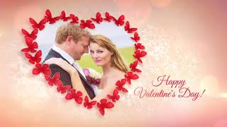 I Will Create Couple Valentine Video Greeting Card
