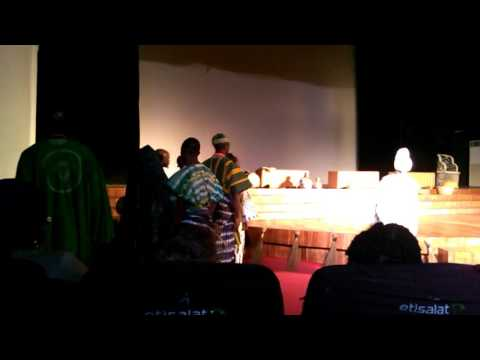Iyalode of Eti (A Play)