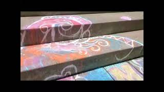 Chalk Mural