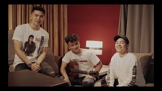 7 Years / Love Someone - Lukas Graham - Cover by Sam Mangubat, Khimo and Daryl Ong