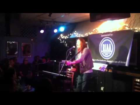 There's a girl (live at the bluebird cafe)